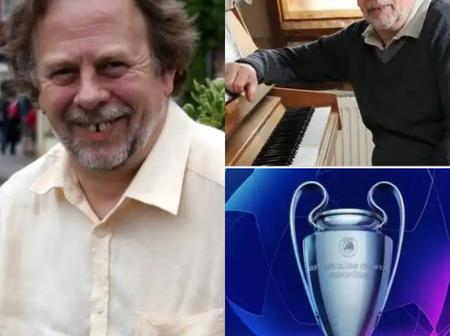 Meet The Crystal Palace Fan Who Composed The Popular UEFA Champions League Anthem.