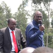 DP Ruto's Ally From Migori in a Tight Corner After the Following Recommendation is Made