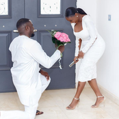 Checkout Lovely Photos Of Actor John Dumelo And His Wife
