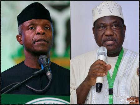 Today's News: Yemi Osibanjo Sends Message To Separatists, FG To Create 30,000 Jobs For Nigerians