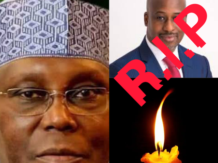 Today's Headlines: Nigeria Looses A Politician To Death, Malami Plan To Deport Atiku To Cameroon