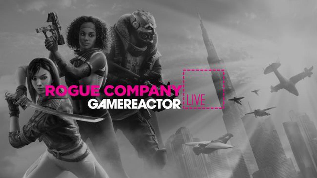 Nous testons le nouveau mode de Rogue Company en stream !