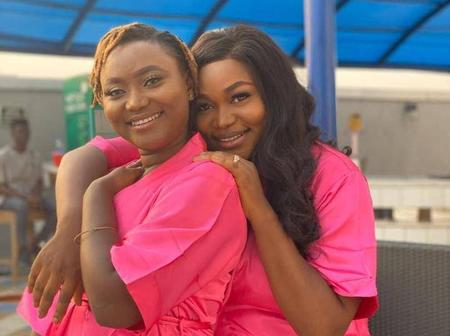 Check out Ruth Kadiri's younger sister that is a Nollywood producer.