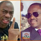Makosso Camille se déchaîne contre Soro: ''Guillaume Soro n'est rien dans ce pays''