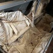 Man buries his wife in coffin for three months in their house