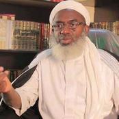 Reaction As Sheikh Gumi Said He Will Give Update on Zamfara School Girls