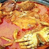 Top Five(5) Most Loved Foods In Ghana