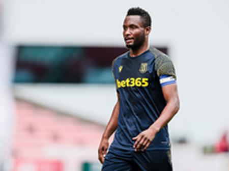 Chelsea Icon John Obi Dazzles For Stoke City In League Cup Win Against Aston Villa