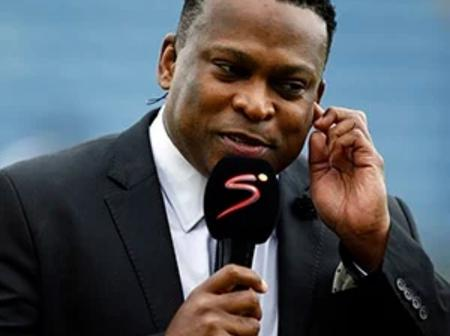 Sports Broadcaster Robert Marawa Got Passed Out After Getting Bored By Chippa United