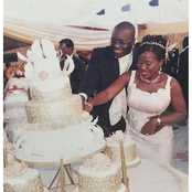 Alibaba Shares Throwback Picture To Celebrate His 25th Wedding Anniversary
