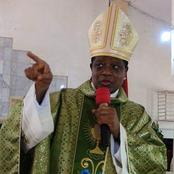 EndSARS: Some People Have Played God Too Long In This Country-Bishop Of Nsukka Diocese