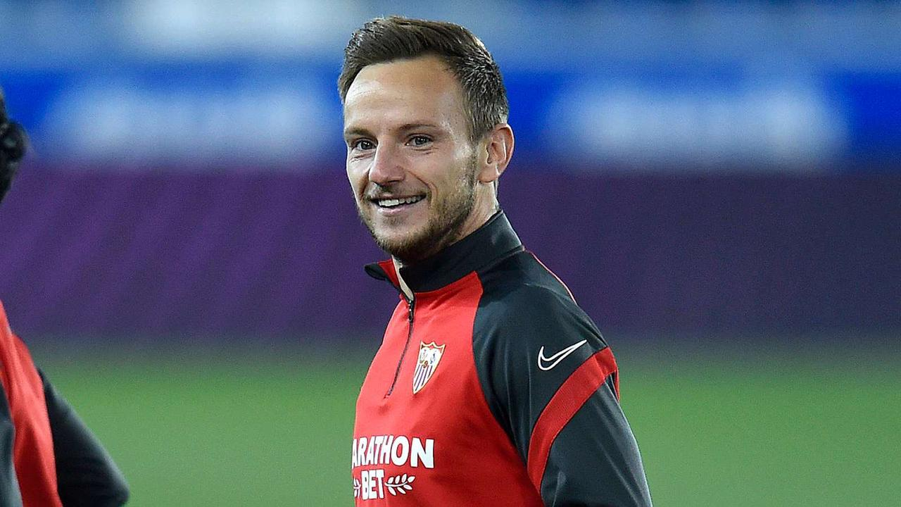 Sevilla's Rakitic matches Kanoute and Dirnei's feat against Real Madrid