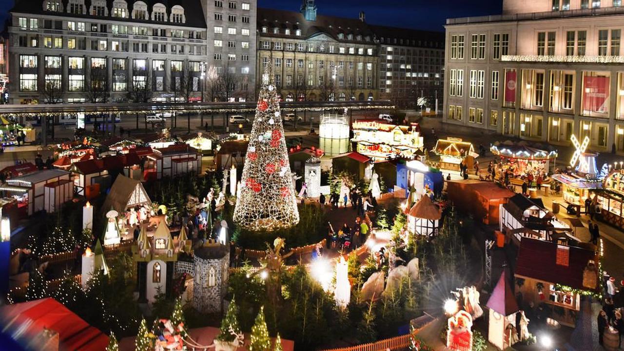 Rund 300 Händler könnten beim diesjährigen Weihnachtsmarkt dabei sein
