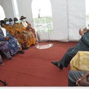 Les chefs du Centre-Ouest encouragent Bédié à poursuivre le dialogue avec Ouattara