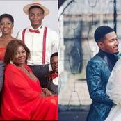 Samuel Ajibola, Known as 'Spiff' in the Johnsons TV Series Shares Wedding Pictures on Twitter