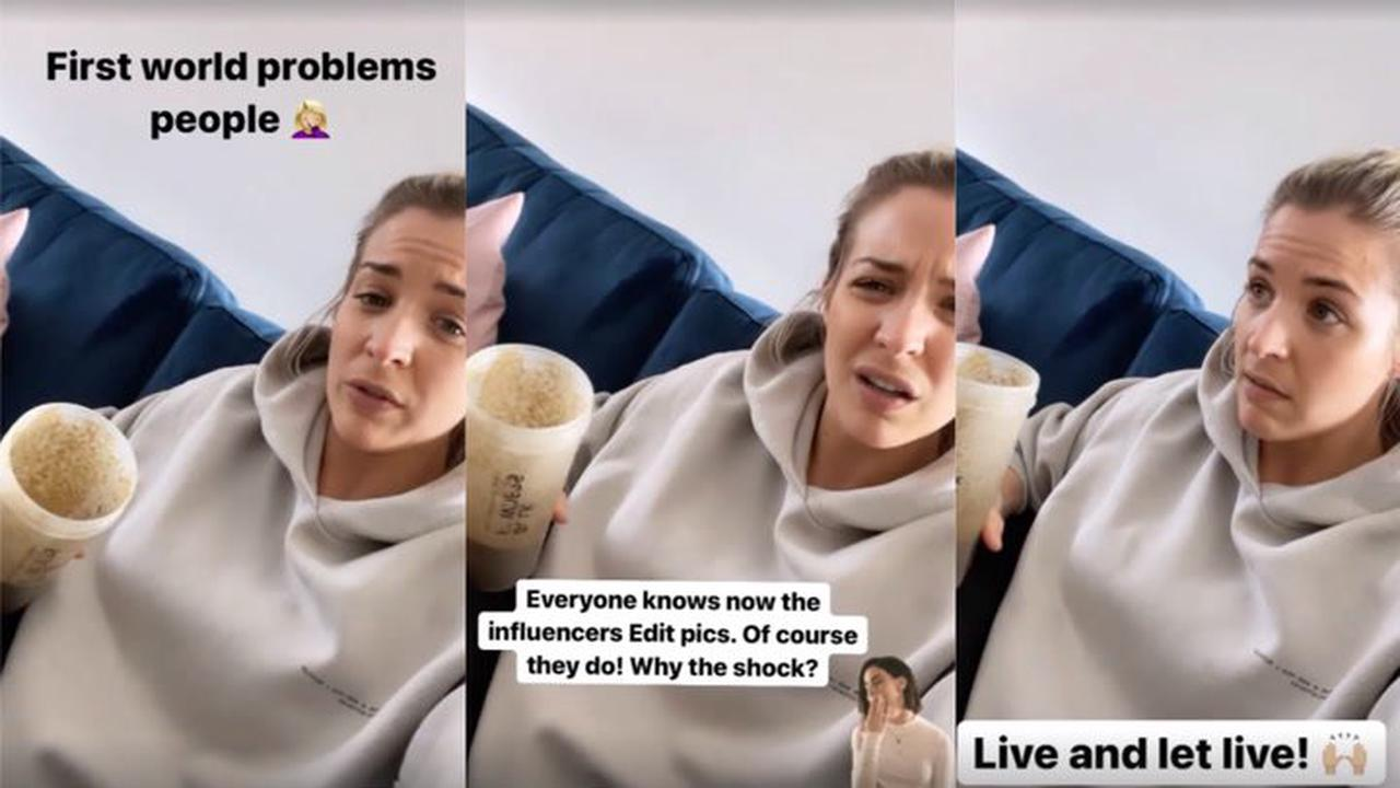 Gemma Atkinson unleashes rant at fans for 'hounding' Khloé Kardashian over unedited photo