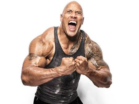After Prince William was named sexiest Bald man in the world, see what The Rock said