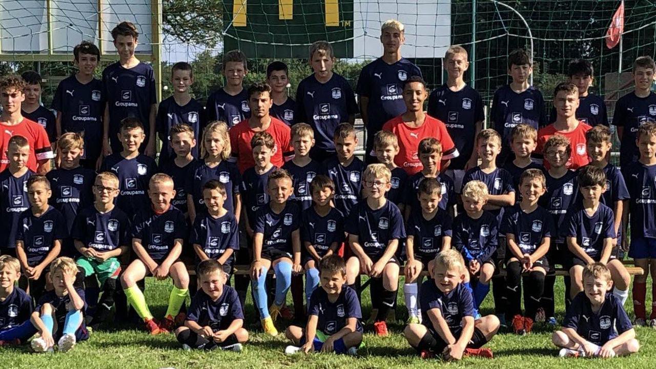 Montrevel-en-Bresse Le FC Plaine tonique fait son deuxième stage d'été