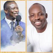 Check Out What Bishop Wale Oke Said About Gospel Singer, Dunsin Oyekan