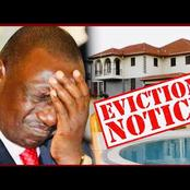 Ruto's Camp Finally Responds To Murathe's Claims That The DP is Set To Be Evicted From Karen House