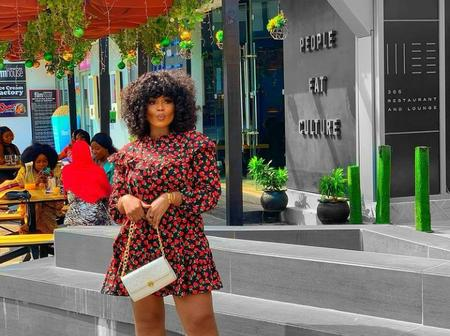 She's The Sister Of Mercy Eke But Dresses So Simple And Natural. See Photos Of Maya Didi