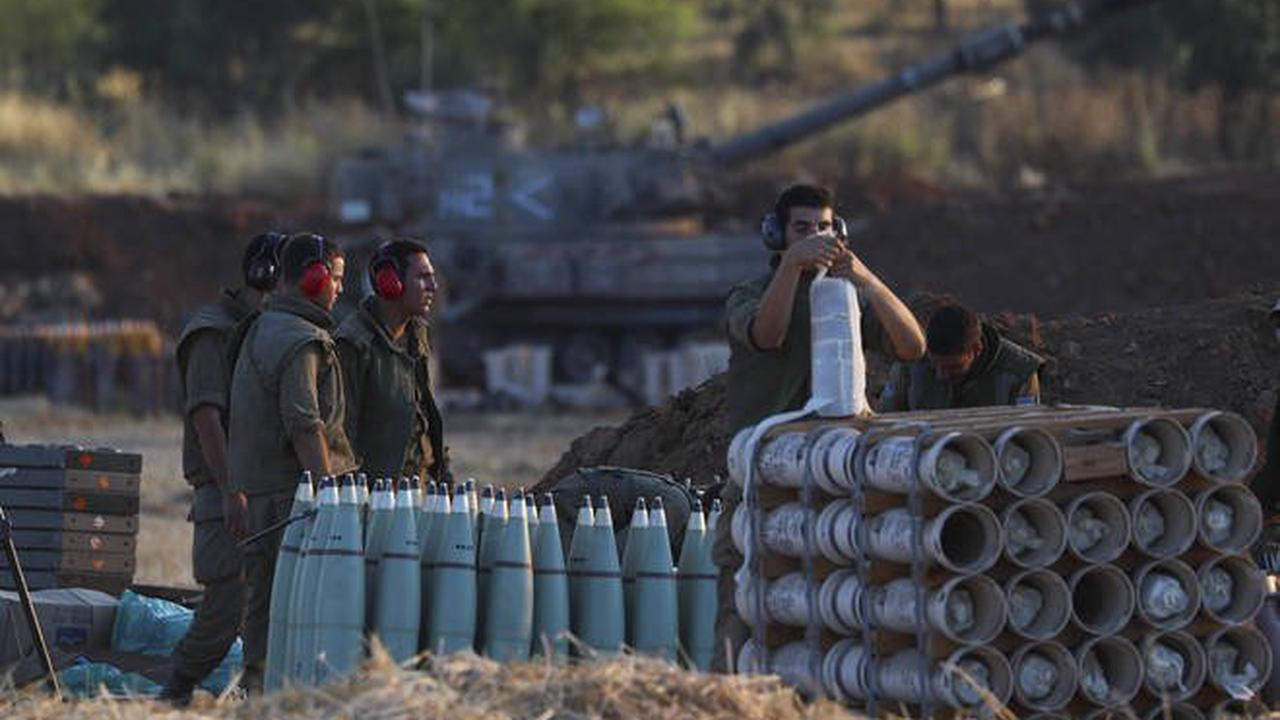 Israel deploys more troops at Gaza border as violence continues to spread
