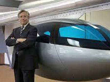 Israel Is A Small Nation But Mighty In Technology, See Photos Of The Flying Cars Found In Israel