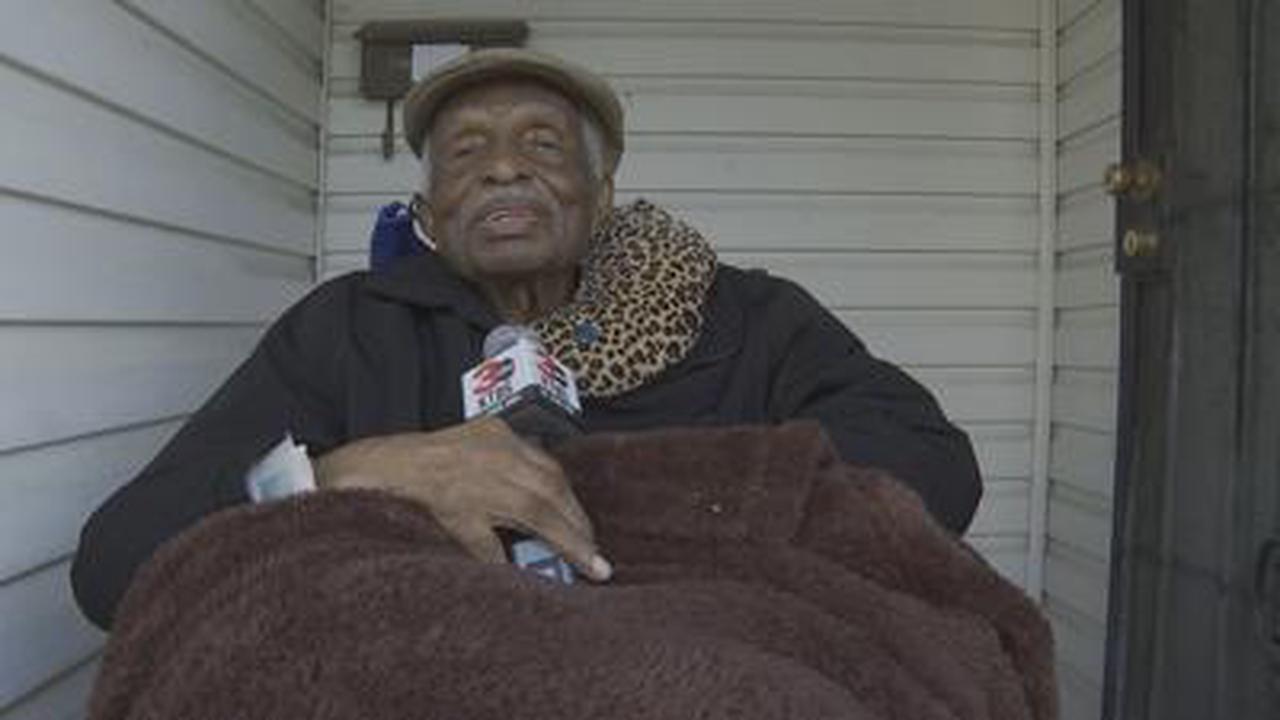 Shreveport resident, WWII veteran celebrates 105th birthday