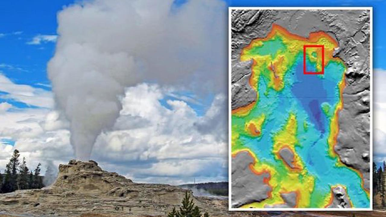 Yellowstone volcano: Geologists expose 'extreme' explosions hidden under Yellowstone Lake