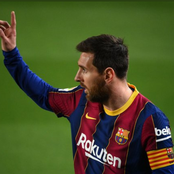 After Scoring 657 Career Club Goals, Messi Becomes The Leading Goalscorer In Spanish La Liga