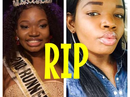 The Nigerian Lady That Was Shot Dead In US, Read What She Did For Her Mother Last December