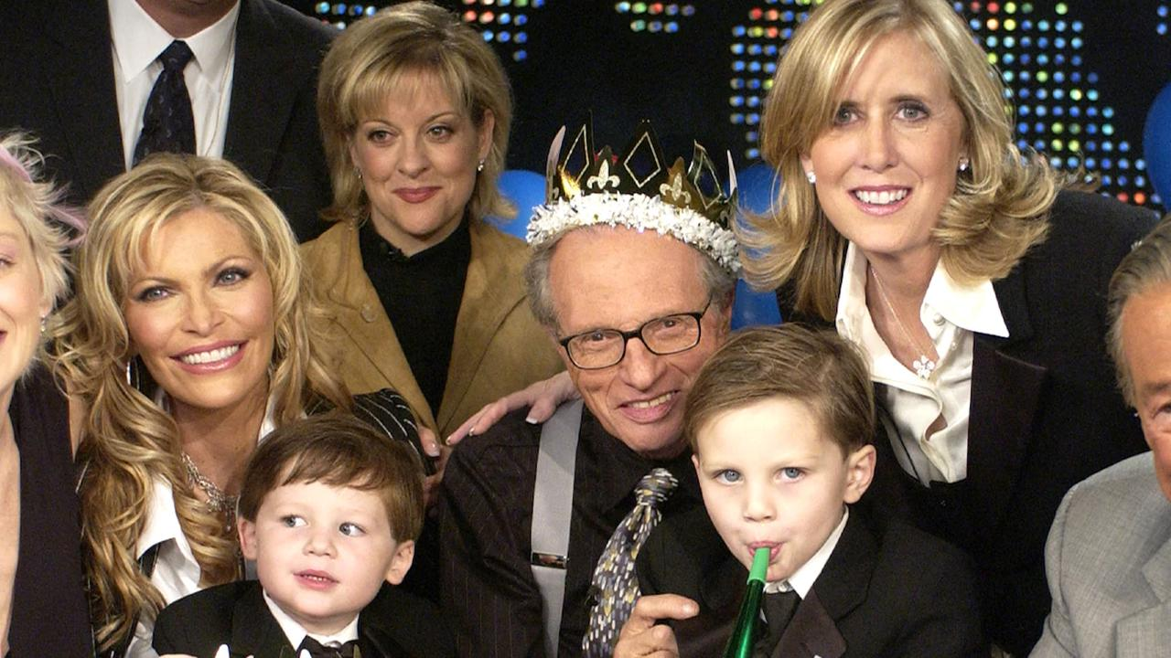 Nancy Grace mourns friend Larry King: 'There's never been anybody like him'