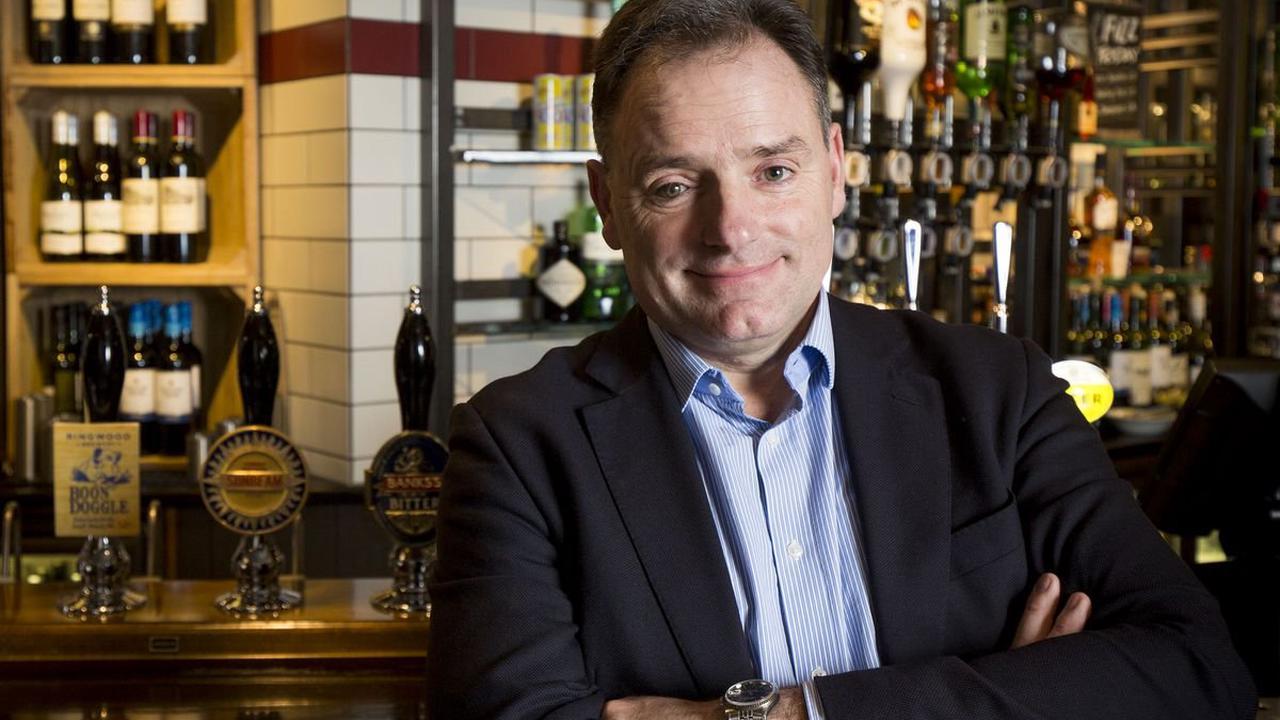 Marston's toasts improved trading performance