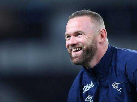 I will leave no stone unturned, Wayne Rooney boasts as he was appointed Derby County manager
