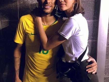 Eight Hot Girlfriends Of Neymar
