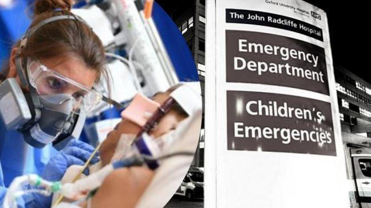 Latest coronavirus cases in Oxfordshire