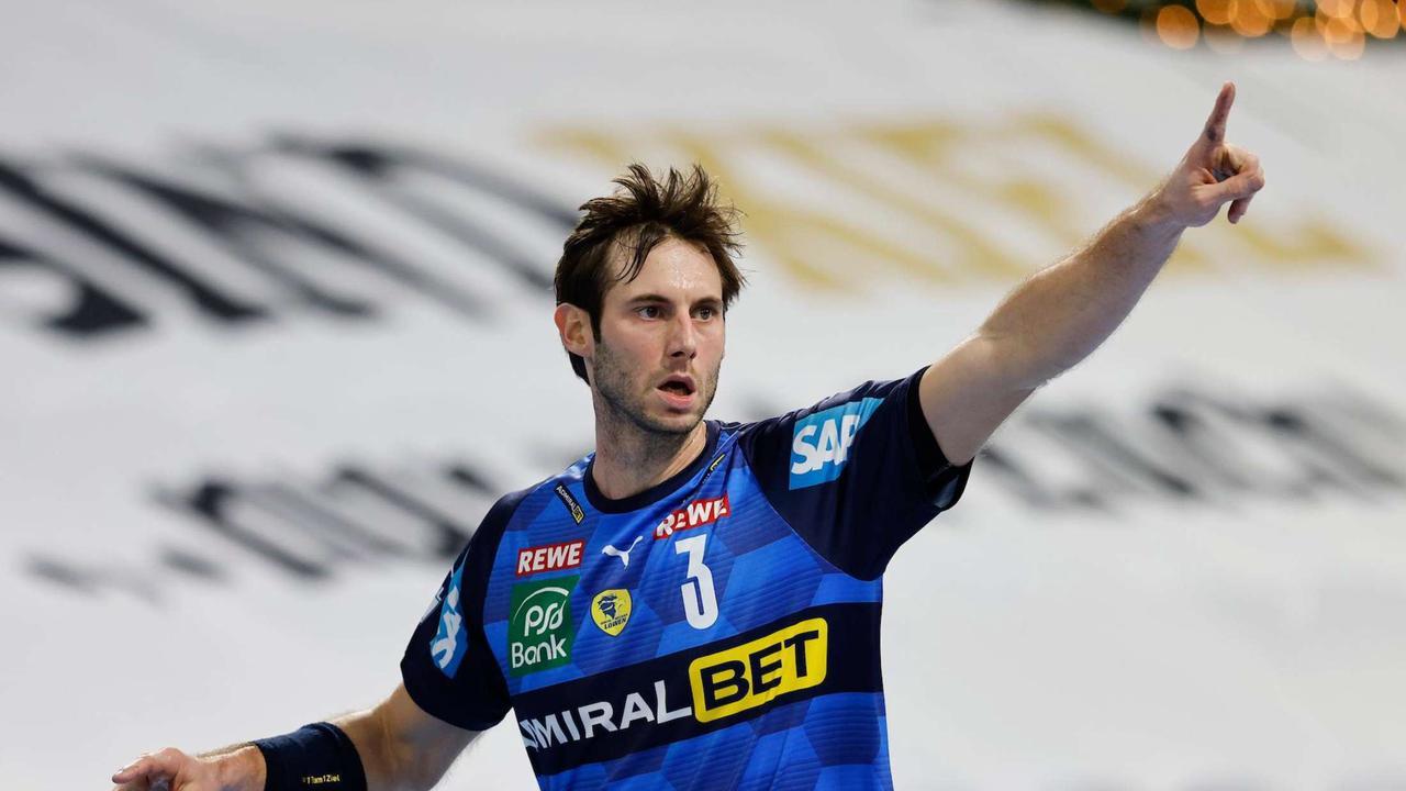 Nächster Sieg: Rhein-Neckar Löwen gewinnen dank Gensheimer-Gala gegen Melsungen