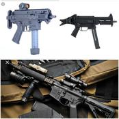 Forget The AK-47 Rifle; See Weapons That The Nigerian Military Should Use Instead