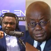 When President Akufo Addo Speaks, He Divides The Country - KevinTaylor Roars