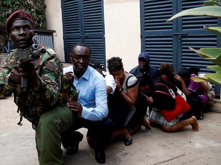 Panic in Nairobi as a Suspected Al-Shabaab Terrorist is Arrested While Scouting These Places