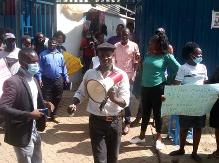 Kisumu Traders Applaud Governor Nyong'o For Blocking Cartels