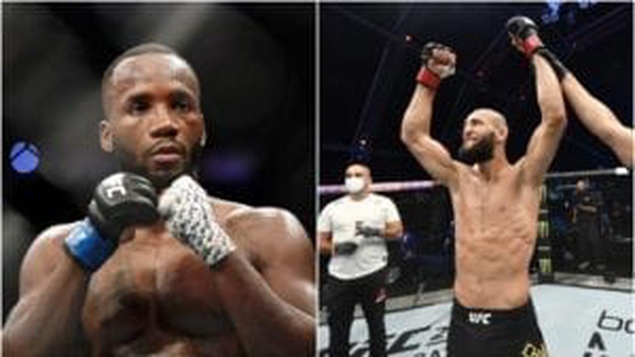 Khamzat Chimaev vs. Leon Edwards Scrapped For Second Time