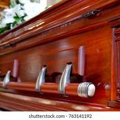 A man asked his wife to be buried with his money when he died and the wife did the unthinkable