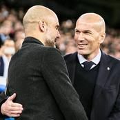 Unpopular Opinion: Zidane Is A Better Coach Than Pep Guardiola. This Record Will Prove It To You