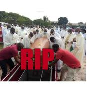 Rest in Peace: Photos as Rev Fr Paul is Buried By the Catholic Church