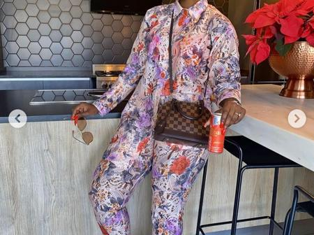 Khuli Chana's wife's recent look, leads to a fan telling her