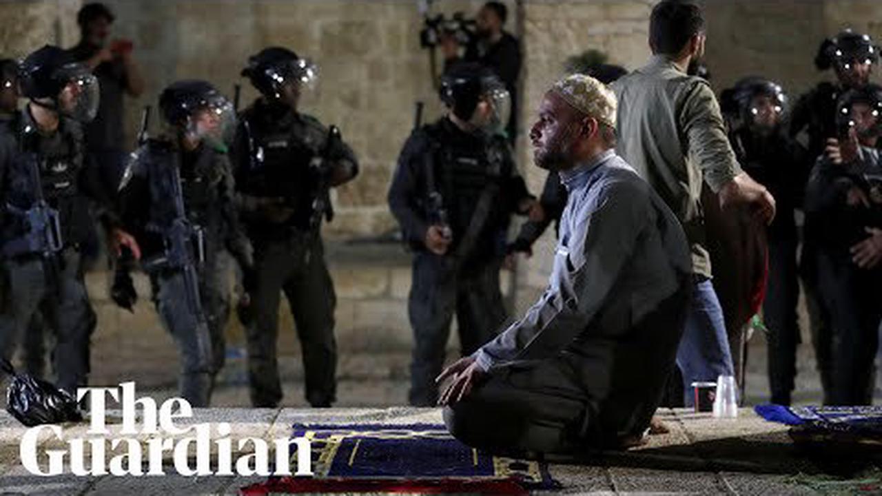 Palestinians, Israeli settlers clash in East Jerusalem