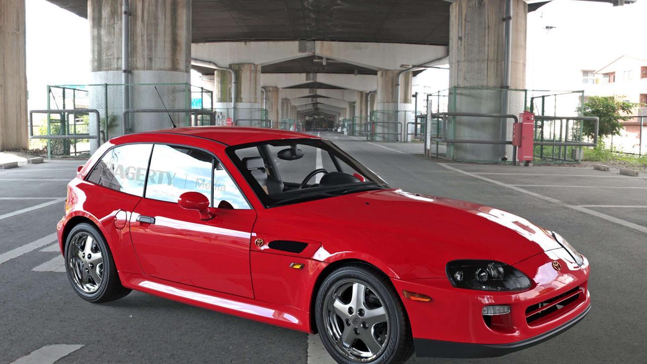 What If? 1999 Toyota Supra