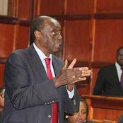 'Hakuna Kitu Mtafanya'. Senior Council Muite Told After His Bold Demand to Uhuru's Administration