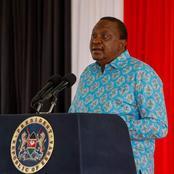 President Uhuru's Latest Move Excites Kenyans